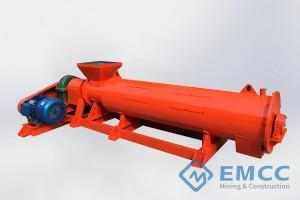 Factory supplied Dry Powder Granulator Machine - New Type Organic Fertilizer Granulator – Exceed