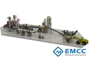 Roller (Extrusion) Granulator Production Line